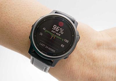 【ミニレビュー】ガーミンが血中酸素濃度測定に対応したので試した-Impress Watch