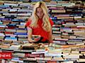 Tsundoku: The art of buying books and never reading them - BBC News