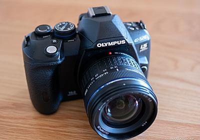 最初に手にした一眼レフカメラ OLYMPUS E-520を再び手に入れて初心を思い出す!? - I AM A DOG