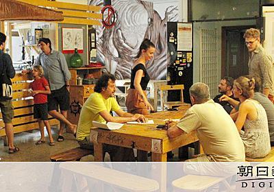 不法占拠、怒らないイタリア 勝手に食堂、劇場、工房…:朝日新聞デジタル