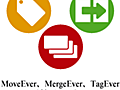 MoveEver、MergeEver、TagEverが無くなった!? - 情報管理LOG