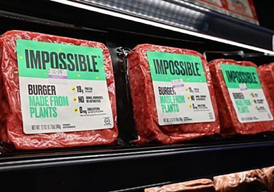アメリカで人気の代用肉「Impossible Burger」。販売店舗が数カ月で60倍以上に拡大 - Engadget 日本版