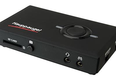 単体でも録画可能な4K/60fps入力対応HDMIキャプチャ - PC Watch