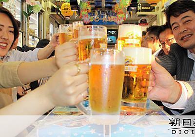 愛知)「ビール電車」出発進行 豊橋市の路面電車:朝日新聞デジタル