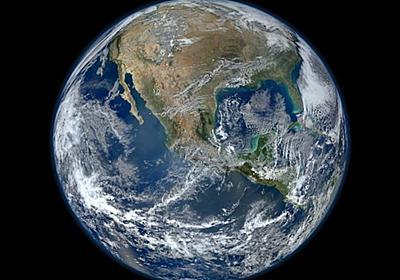 新しいブルー・マーブル:最新の地球画像 WIRED.jp