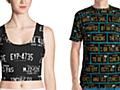 「監視カメラの画像認識をだます服」をハッカー兼ファッションデザイナーが発表 - GIGAZINE