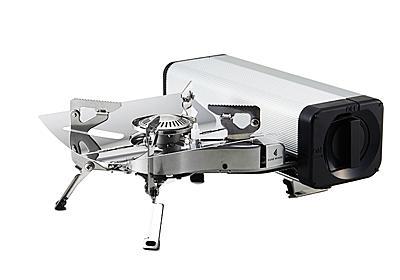 イワタニのカセットこんろ、コンパクト収納のアウトドアモデル - Impress Watch