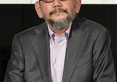 庵野秀明、初の「エヴァ」舞台挨拶に登壇 「本当にありがたい」とファンに感謝 : 映画ニュース - 映画.com