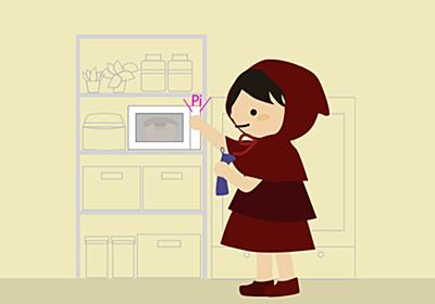 娘のお菓子づくり | イラストブログ | 赤ずきんDIARY