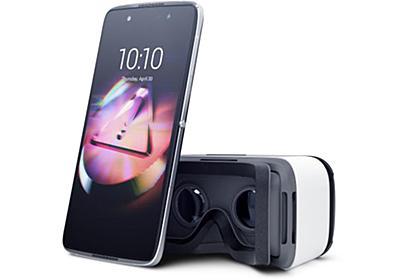 VRゴーグル付属で3万4800円のSIMフリースマホ、IDOL4が11月22日発売。UQモバイルや家電量販店が取り扱い - Engadget 日本版