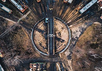 ロシアの広大な国土に点在する放棄された航空機や施設、船舶を上空から撮影したダイナミック廃墟 : カラパイア