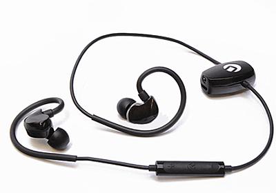 BA+ダイナミック型Bluetoothイヤフォンで有線接続も可能な「CH1」。約1万円 - AV Watch