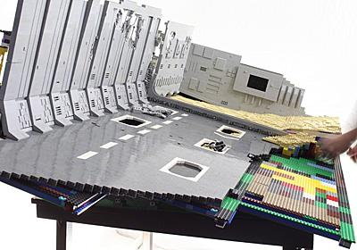 超圧巻! レゴで再現した廃スター・デストロイヤーの内部 | ギズモード・ジャパン