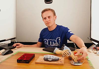 映画「犬ヶ島」に登場した約40秒の「寿司を握るシーン」を作り続けた32日間の様子を1分のムービーにまとめるとこうなる - GIGAZINE
