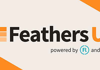 Feathers UI · Cross-platform user interface components for creative frontend projects