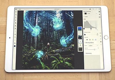 アドビの本気、待望のフル機能「iPad版Photoshop」ほかiOS対応アプリ登場:Adobe MAX 2018 | BUSINESS INSIDER JAPAN