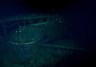 旧日本海軍の空母「加賀」発見 故ポール・アレン氏の探索チームにより - ねとらぼ
