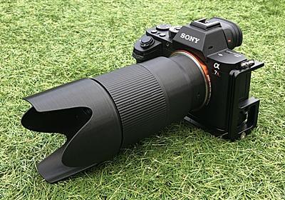 3Dプリンターで一眼カメラのレンズ、自作できるだなんて...いい時代になったもんです!   ギズモード・ジャパン