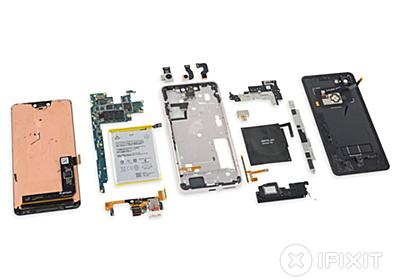 Google Pixel 3 XL Teardown - iFixit