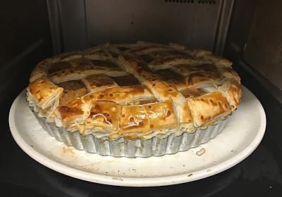 「アップルパイ・プリンセス」でアップルパイを作る - #つくりおき