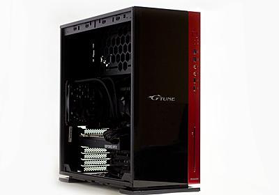 【西川和久の不定期コラム】10コアのi9-10900Kと2080 SUPERを搭載したモンスターマシン「G-Tune HP-Z」 - PC Watch