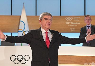 IOC、東京・北京五輪出場選手らに中国製ワクチン提供へ 写真4枚 国際ニュース:AFPBB News