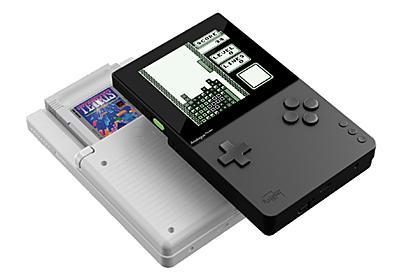 ゲームボーイ/GBA互換携帯ゲーム機「Analogue Pocket」海外発表。ゲームギア/ネオジオポケットカラーなどにも対応可能   AUTOMATON