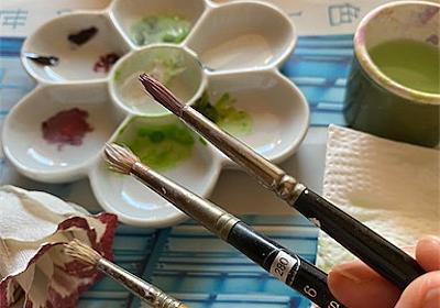 ロウの花(セラフィオーレ)づくり&焼き鳥、ブリのあら炊き、ハンバーグ - temahime's blog