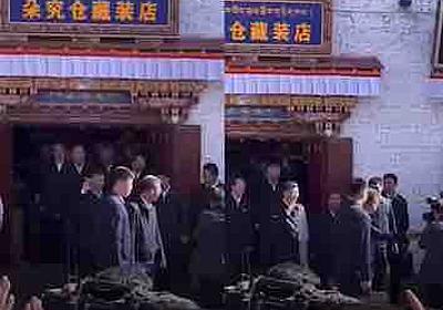 習近平が総書記就任後初めてチベット・ラサを訪問 チベット完全制圧の宣言か - 黄大仙の blog