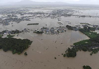 鬼怒川氾濫:茨城・常総の住民らが国に賠償求め提訴 - 毎日新聞