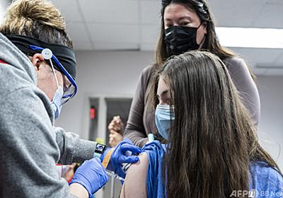 「ワクチンで不妊症に」 偽情報が拡散、集団免疫獲得の脅威に 米 写真1枚 国際ニュース:AFPBB News