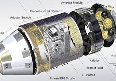 無駄はまったく許されない究極の機能美、宇宙船デザイン (1/4) | Telescope Magazine