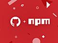 GitHubがnpmの買収を発表、JavaScriptのパッケージ管理サービス。将来的にはGitHubとnpmを統合へ - Publickey