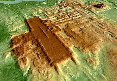 マヤ文明で最大の建造物見つかる 「文明観を覆す発見」:朝日新聞デジタル
