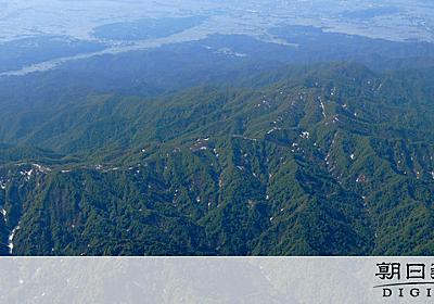 不明の親子か、五頭連山で2人の遺体発見 新潟・阿賀野:朝日新聞デジタル