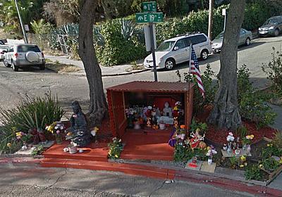 ホームセンターで買った仏像を極めて治安の悪い街角に設置→犯罪が82%減少 | BUZZAP!(バザップ!)