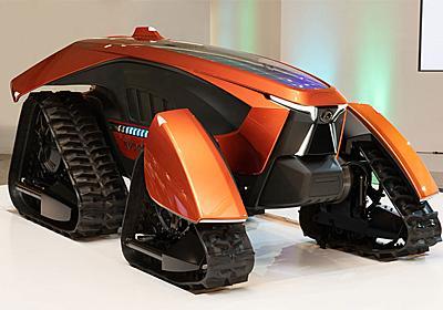 クボタ、NVIDIAと協業 「完全無人農機」実現に向け、エッジAI開発を加速 - ITmedia NEWS