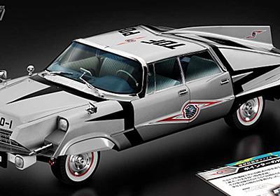 『ウルトラセブン』特捜車「TDF PO-1ポインター」の1/8スケールダイキャストギミックモデルを組み立てる『ウルトラセブン ポインターをつくる』が登場!   電撃ホビーウェブ