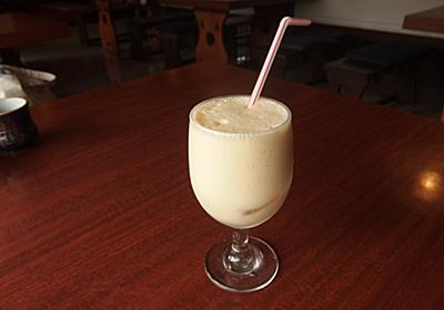ミックスジュースのある喫茶店めぐり - デイリーポータルZ