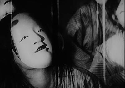 大正15年に制作された日本初の実験的ホラー映画「狂つた一頁」 : カラパイア