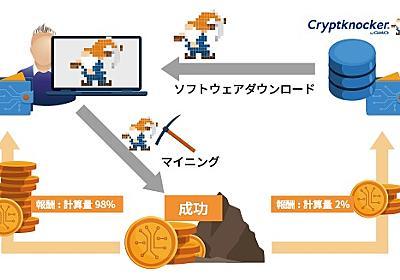 GMOが仮想通貨マイニングウェア「Cryptknocker byGMO」を無料で提供、WindowsとLinux向け ~暗号化技術ノウハウを詰め込んだソフトで誰でもZcashのマイニングが可能に - 仮想通貨 Watch