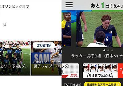 いよいよリオ五輪開幕!競技や名勝負を楽しむための必携アプリはこれ! | 面白いアプリ・iPhone最新情報ならmeeti【ミートアイ】