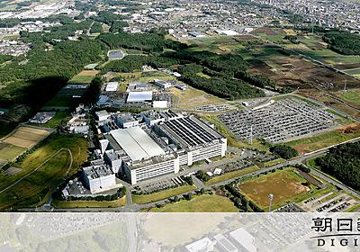 台湾TSMCの熊本工場、政府5千億円支援で調整 ソニーなど協力?:朝日新聞デジタル