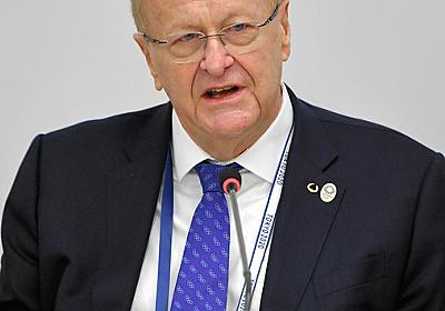 東京五輪の開催可否「10月ごろ評価」IOC調整委員長 [新型コロナウイルス]:朝日新聞デジタル