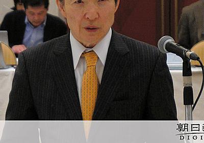財政再建ペース緩めるべき…岩田・日銀副総裁が異例注文:朝日新聞デジタル