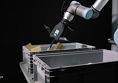 多種多様な商品が流れてくる出荷作業を人間の代わりに行えるロボットアーム「RightPick2」 - GIGAZINE