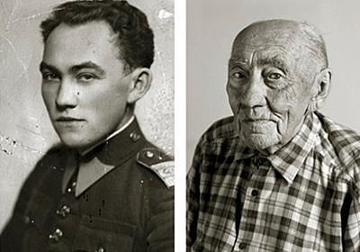 そして仙寿となる。チェコ在住の100歳以上になった老人たちの若かりし頃の姿を比較したビフォア・アフター画像 : カラパイア