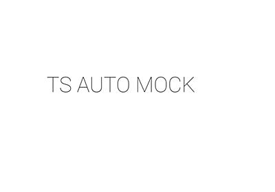 GitHub - Typescript-TDD/ts-auto-mock: Typescript transformer to unlock automatic mock creation for interfaces and classes