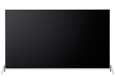 日本初「QLED液晶」の55型4Kテレビ。12万円でオプトスタイルから - AV Watch