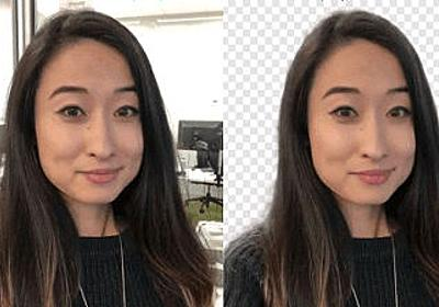 Googleがクロマキー合成なしで撮影中のムービーから背景をリアルタイム除去することに成功 - GIGAZINE